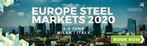 Europe Steel Markets 2020