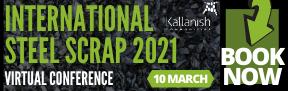 International Steel Scrap 2021 Website banner