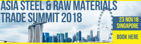 Steel & Raw Materials Trade Summit 2018 288x91
