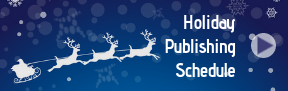 Holiday Publishing Schedule 288x91