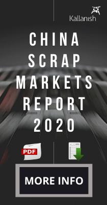 China Scrap Report 2020 - 210x400